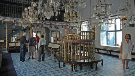 Paradesi synagogue Tour and Jewish tour of Cochin